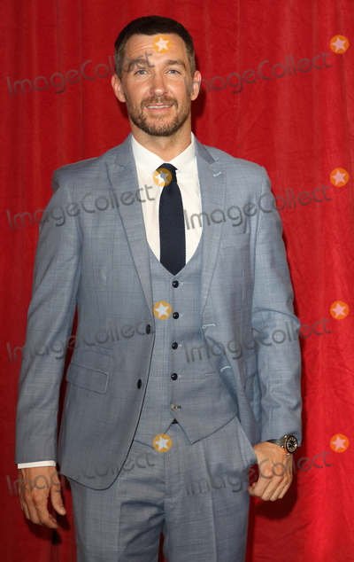 Anthony Quinlan Photo - Manchester. UK. Anthony Quinlan   at the The British Soap Awards 2019 red carpet arrivals. The Lowry, Media City, Salford, Manchester, UK on June 1st 2019.Ref:LMK73-S2520-020619Keith Mayhew/Landmark Media WWW.LMKMEDIA.COM.
