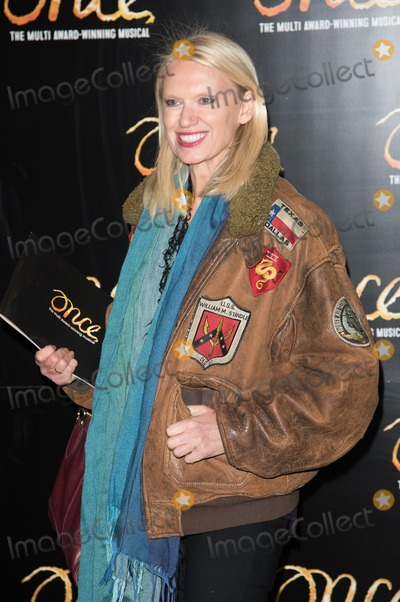 Anneka Rice, Ronan Keating Photo - London. UK. Anneka Rice at the 'Once' Press Night featuring Ronan Keating in the lead role of Guy at The Phoenix Theatre, London, England, UK on Tuesday 25th November, 2014.Ref: LMK370-50170-261114Justin Ng/Landmark MediaWWW.LMKMEDIA.COM
