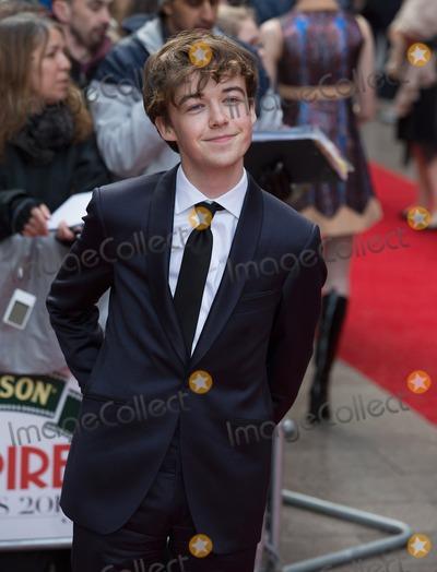 Alex Lawther Photo - London, UK. Alex Lawther  at the Jameson Empire Film Awards at the Grosvenor House Hotel in London on 29 March 2015.Ref: LMK12-50849-300315J Adams/Landmark MediaWWW.LMKMEDIA.COM.
