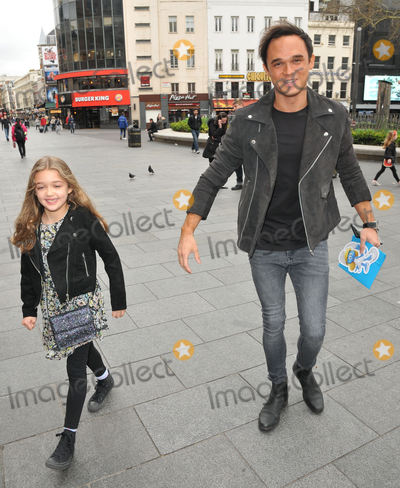 "Gareth Gates, 112, The Smurfs Photo - London, UK. Missy Gates and Gareth Gates  at the ""Smurfs: The Lost Village"" gala film screening, Cineworld Leicester Square.  20th March 2017.