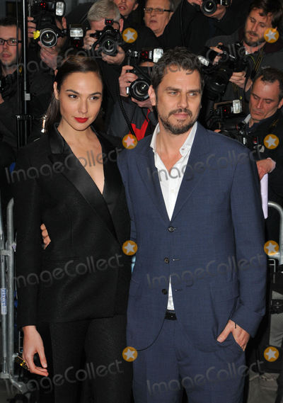 Gal Gadot, Ariel Vromen Photo - London, UK. Gal Gadot & Ariel Vromen at  the 'Criminal' UK film premiere, Curzon Mayfair cinema, Curzon Street, London, UK, on Thursday 07 April 2016.