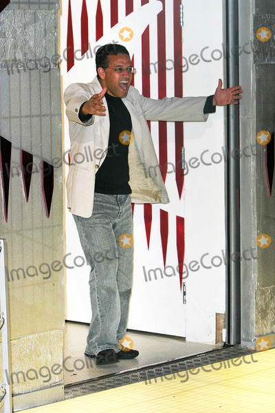 Ahmed Aghil Photo - London. Ahmed Aghil is voted out of the Big Brother 5 house. UK TV reality show. 16th July 2004. 