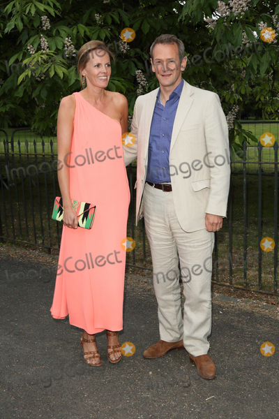 Alexander Armstrong Photo - London, UK . Alexander Armstrong and wife Hannah Bronwen Snow at The Serpentine Gallery Summer Party at Kensington Gardens London. 6th July 2016 