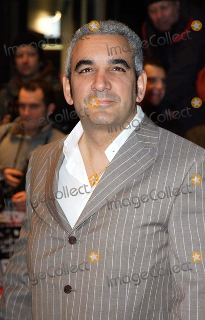 Leicester Square Photo - London UK .Alki David at the World Premiere of  his film 'The Bank Job' at the Odeon West End, Leicester Square, London . The movie is about a  gang of criminals in London who break into a bank vault to discover that have come across some state secrets that now puts their lives in mortal danger. 18th February 2008. Keith Mayhew/Landmark Media.