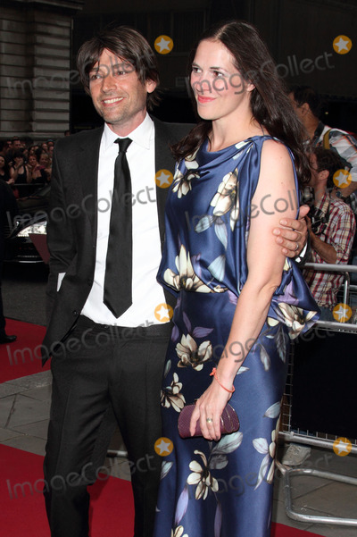Alex James, Covent Garden Photo - London, UK. Claire James and Alex James at the GQ Men of the Year Awards at the Royal Opera House, Covent Garden. 4th September 2012.