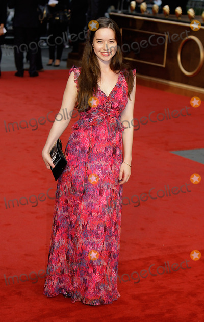 Anna Popplewell, Anna Maria Perez de Taglé, Leicester Square Photo - London. UK. Anna Popplewell   at  the World Premiere of Anna Karenina at the Odeon,Leicester Square in London. 4th September 2012. J.Adams/Landmark Media.