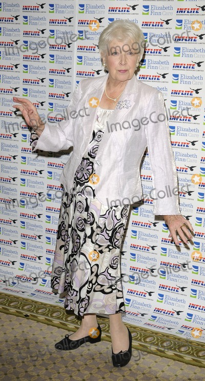 June Whitfield, Lionel Blair Photo - London, UK. June Whitfield at Lionel Blair's 60th Year in Showbiz Party at the Ballroom in the Dorchester.31 May 2009  Can Nguyen/Landmark Media