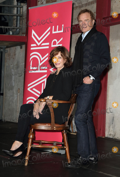 Anne Archer, Jane Fonda, Terry Jastrow Photo - London, UK. US Actress Anne Archer and Terry Jastrow at a photocall for her upcoming starring role in 'The Trial of Jane Fonda' at the Park Theatre, London on April 21st 2016