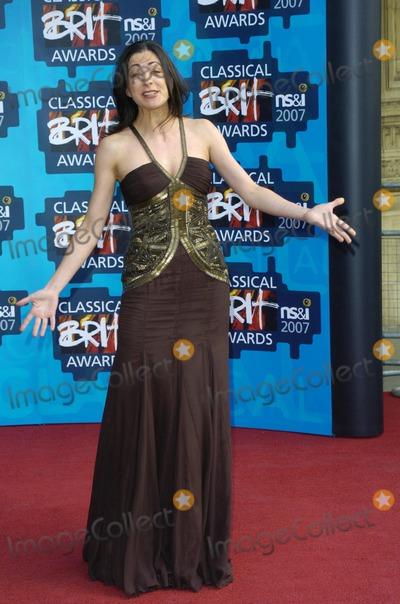 Natalie Clein, Albert Hall Photo - London. UK. Natalie Clein at the Classical BRIT Awards at the Royal Albert Hall. 3rd May 2007. Can Nguyen/Landmark Media