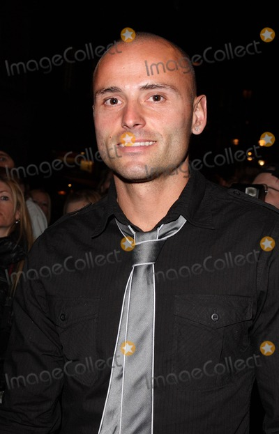 Andy Turner, Aqua Photo - London, UK. Andy Turner at the Premiere of The Commuter, held at the Aqua on Argyll Street. 25th October 2010.Keith Mayhew/Landmark Media
