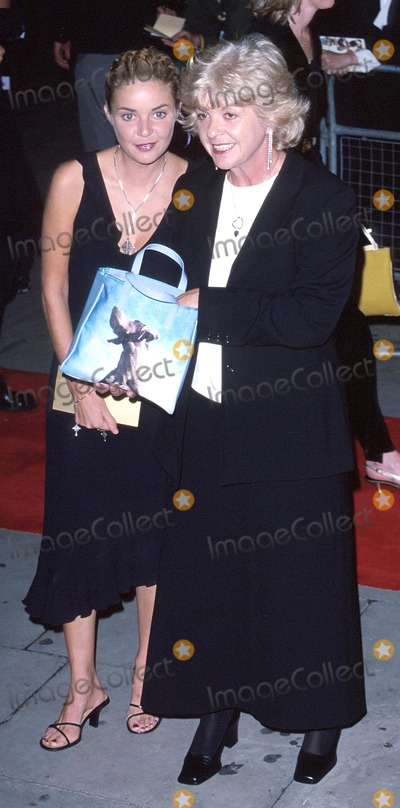 Gail Porter, Mums, Trevor Moore Photo - London.