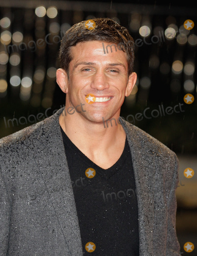 Alex Reid, Bruce Willis Photo - London. UK.  Alex Reid    at  the UK Premiere of  Bruce Willis A Good Way to Die Hard at the Empire,Leicester Square in London. 7th February 2013.