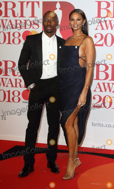 Alesha Dixon Photo - London, UK. Alesha Dixon at The Brit Awards 2018 at the O2 Arena, Greenwich Peninsula, London on Wednesday February 21st 2018.
