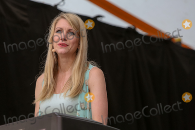 Rachel Parris Photo - Southwold, Suffolk. Comedian and star of BBC2s The Mash Report Rachel Parris performs in the Comedy Arena on the first day of the  2018 Latitude Festival  at Henham Park near Southwold, Suffolk. 13th July 2018Ref: LMK73-J2315-160718Keith Mayhew/Landmark MediaWWW.LMKMEDIA.COM
