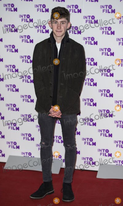 Fionn O'Shea, Gary Mitchell Photo - London, UK. Fionn O'Shea at the Into Film Awards at BFI Southbank on March 13, 2018 in London, England.