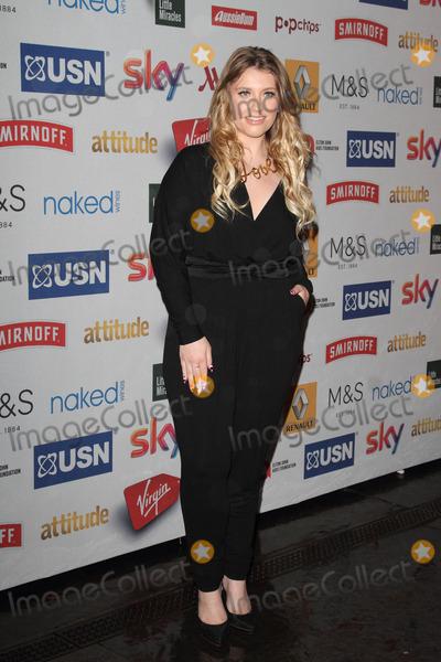 Ella Henderson Photo - London, UK. Ella Henderson at Attitude Magazine Awards 2014  held at Banqueting House, Whitehall, London on October 13th 2014.Ref: LMK73-49812-141014Keith Mayhew/Landmark Media. WWW.LMKMEDIA.COM.