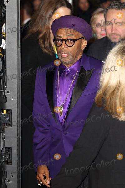 Spike Lee, Albert Hall Photo - London, UK.  Spike Lee at EE British Academy Film Awards 2019 at the Royal Albert Hall, Kensington, London on Sunday February 10th 2019Ref: LMK73-J4348-110219Keith Mayhew/Landmark MediaWWW.LMKMEDIA.COM