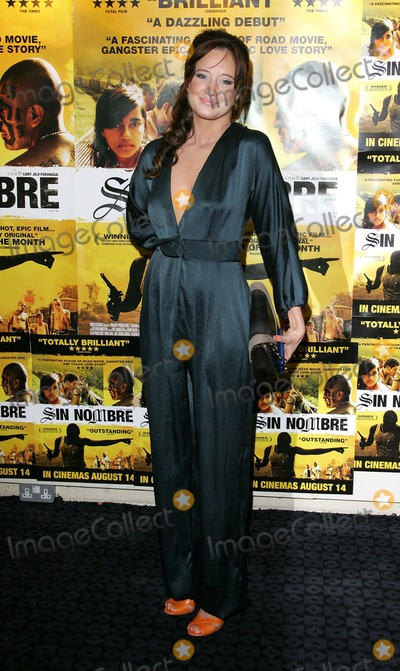 Andrea Riseborough, Sinful Photo - London, UK. Andrea Riseborough at the Premiere of 'Sin Nombre' at the Curzon Soho Cinema in London. 11th August 2009.Keith Mayhew/Landmark Media