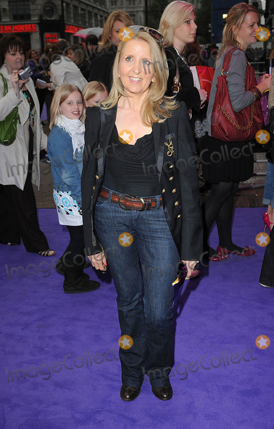 Gillian McKeith, Jona, Jonas Brothers, Leicester Square Photo - London, UK. Gillian McKeith at the UK Premiere of 'Jonas Brothers: The 3D Concert Experience', held at the Empire Leicester Square in London. 13th May 2009.