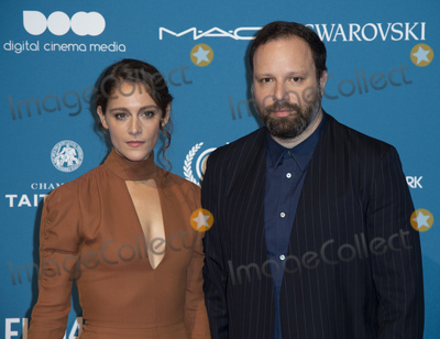 Yorgos Lanthimos, Ariane Labed, Gary Mitchell Photo - London, UK. Ariane Labed and Yorgos Lanthimos at  the 21st British Independent Film Awards at Old Billingsgate on December 02, 2018 in London, England.