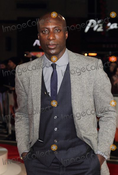 Ozwald Boateng, Leicester Square Photo - London, UK. Ozwald Boateng at 'Focus' Special Screening at the Vue West End, Leicester Square, London on February 11th 2015