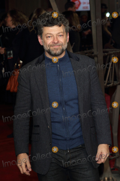 Andy Serkis, Leicester Square Photo - London, UK. Andy Serkis at the World Premiere of 'Exodus: Gods And Kings' at the Odeon Leicester Square, London on December 3rd 2014
