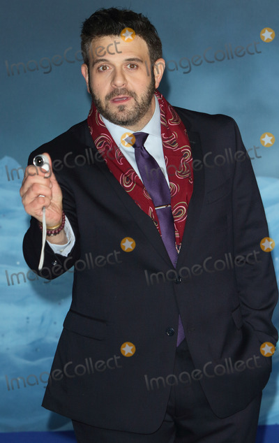 Adam Richman, Cinderella Photo - London, UK. Adam Richman at the UK Premiere of 'Cinderella' at Odeon Leicester Square, London on March 19th 2015.
