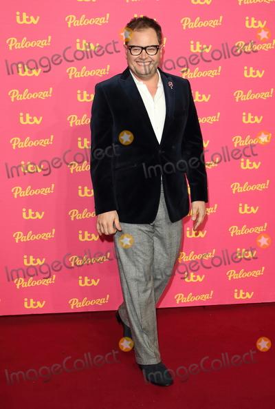 Alan Carr Photo - London, UK.Alan Carr at ITV Palooza 2019 at the Royal Festival Hall, South Bank, London on November 12th 2019.Ref: LMK73-J5781-131119Keith Mayhew/Landmark MediaWWW.LMKMEDIA.COM