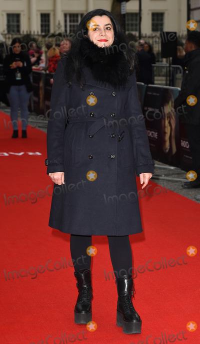 Marjane Satrapi Photo - London, UK Marjane Satrapi at Radioactive UK Premiere held at Cuzon Mayfair, London on Sunday 8 March 2020 Ref: LMK392-2982-080320Vivienne Vincent/Landmark Media. WWW.LMKMEDIA.COM.