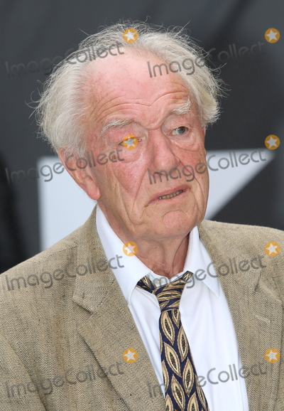Michael Gambon, Sir Michael Gambon, Michael Bublé, Michael Paré, Leicester Square Photo - London, UK. Sir Michael Gambon at King of Thieves World Premiere at Vue West End, Leicester Square, London on Wednesday 12 September 2018