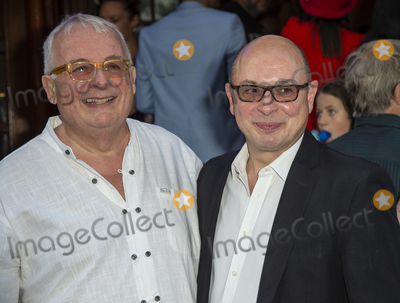Christopher Biggins, Gary Mitchell Photo - London, UK. Christopher Biggins  at the Press Night for The King and I at the London Palladium, London England, Tuesday 3rd July 2018 