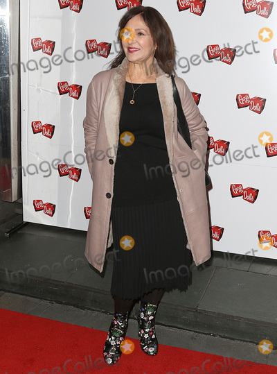 Arlene Phillips Photo - London, UK. Arlene Phillips at Guys & Dolls - Press Night, at The Savoy Theatre, London UK, 06 January 2016. Ref: LMK394-58765-070116Brett D. Cove/Landmark Media. WWW.LMKMEDIA.COM.