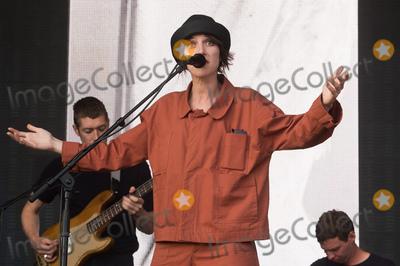 Aldous Harding Photo - London, UK .Aldous Harding performs at The British Summer Time Festival, Hyde Park, London.13 July 2019.Ref: LMK370-3008MB-140719WWW.LMKMEDIA.COM Justin Ng / Landmark Media.