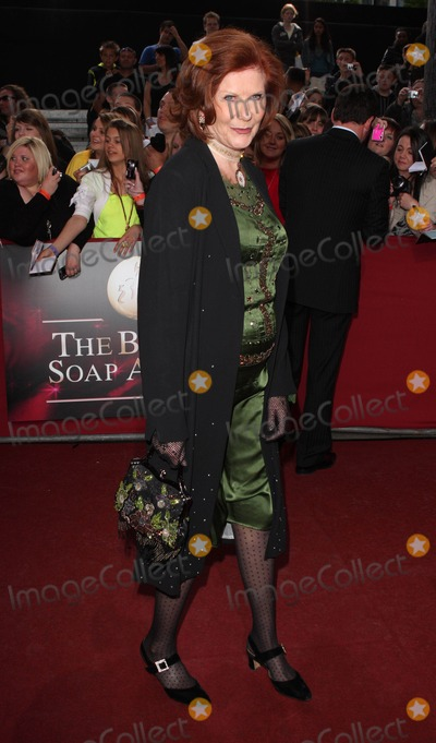 Photo - London, UK. Anne Charleson at the 2009 British Soap Awards, held at the BBC Television Centre in London. 9th May 2009.Keith Mayhew/Landmark Media