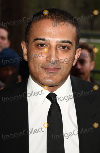 Adil Ray Photo - London, UK. Adil Ray at the Asian Awards 2016. Grosvenor House Hotel Park Lane. 8th April 2016. 