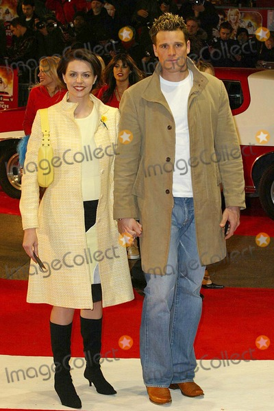 James Cracknell, Beverly Turner Photo - London. James Cracknell, rower, and partner Beverly Turner, at the premiere of the new Starsky and Hutch film at the Odeon, Leicester Square.11 March 2004.ALEXANDRE/LANDMARK MEDIA LMK