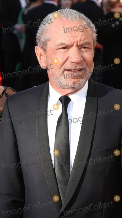 Alan Sugar Photo - London, UK. Alan Sugar at the BAFTA Television Awards held at the Royal Festival Hall in London. 26th April 2009.