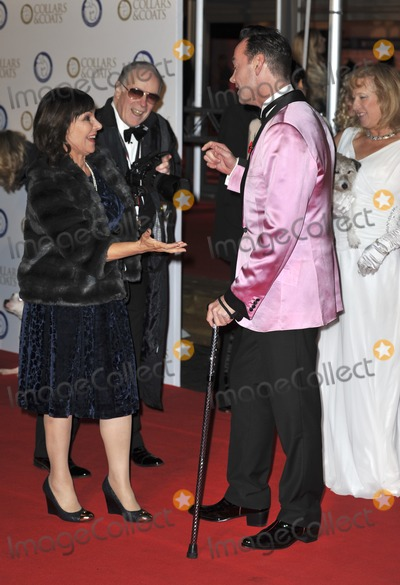 Arlene Phillips, Craig Revel-Horwood, Gary Mitchell, Arlene Phillip Photo - London, England. Arlene Phillips and Craig Revel-Horwood at the annual Collars and Coats Gala Ball in aid of Battersea Dogs & Cats home at Battersea Evolution on November 7, 2013 in London, England.