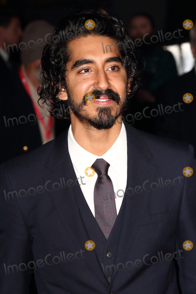 Dev Patel Photo - London, UK. Dev Patel at BFI London Film Festival American Express Gala - Lion - at the Odeon Leicester Square. London on October 12th 2016