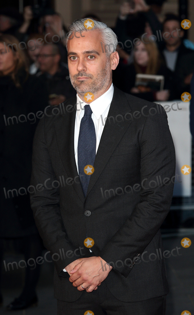 Dustin O'Halloran Photo - London, UK. Dustin O'Halloran at BFI London Film Festival American Express Gala - Lion - at the Odeon Leicester Square. London on October 12th 2016