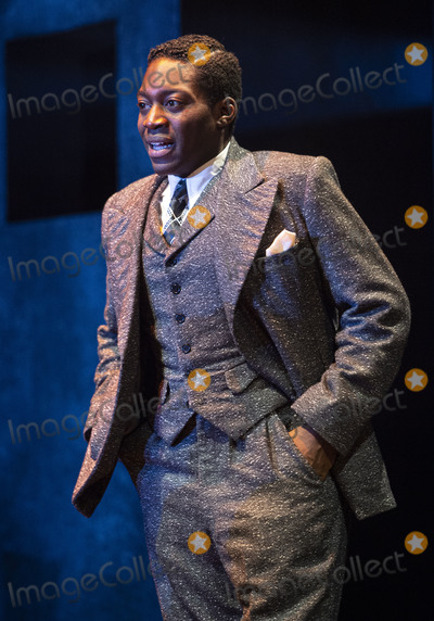 Natey Jones, Arthur Miller, Gary Mitchell Photo - London, UK.   Natey Jones at the photo call for the Arthur Miller classic Death of a Salesman at the Piccadilly theatre, West End, London. 1st November 2019. Ref:LMK386-S2535-011119 