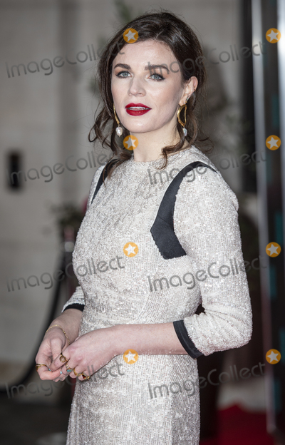 Aisling Bea, Gary Mitchell Photo - London, UK.  Aisling Bea   at the EE British Academy Film Awards 2020 After Party at The Grosvenor House Hotel. 2nd February 2020 . Ref:LMK386-S2825-030220