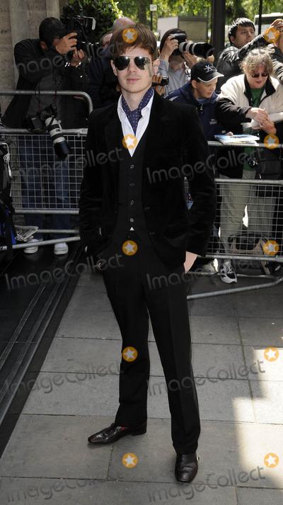 Richard Jones, Ivor Novello Photo - London.UK.  Richard Jones at 'The Ivor Novello Awards' held at Grosvenor House Hotel in Park Lane.21 May 2009.Can Nguyen/Landmark Media.