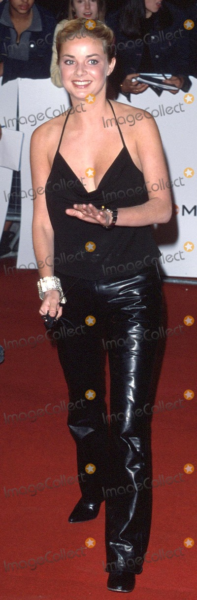 Gail Porter, Trevor Moore Photo - London.Gail Porter atends the MOBO Awards at Alexandra Palace.Date: 2000.Picture by Trevor Moore/Landmark Media