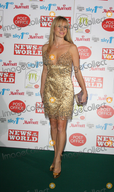 Amanda Holden Photo - London, UK.  Amanda Holden at the 'Children's Champions Awards'  held at the Grosvenor House Hotel in Park Lane.
