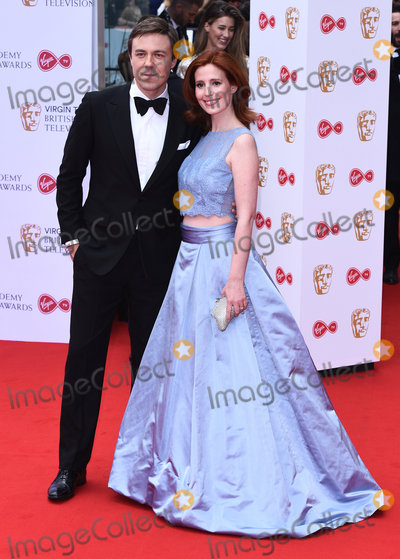 Amy Nuttall, andrew buchan, The Virgins Photo - London, UK.  Andrew Buchan and Amy Nuttall at The Virgin TV British Academy (BAFTA) Television Awards 2017 held at The Royal Festival Hall, Belvedere Road, London on Sunday 14 May 2017