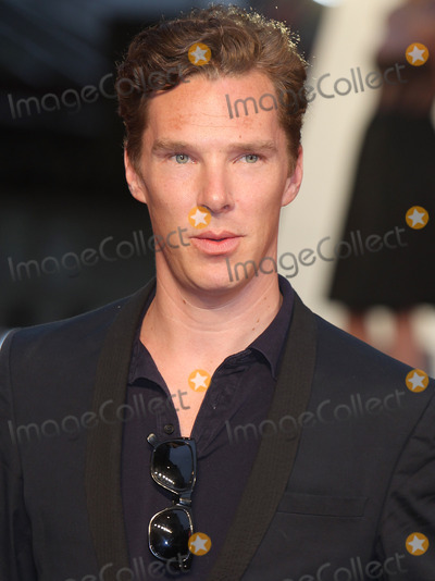 Benedict Cumberbatch, Leicester Square Photo - London. UK. Benedict Cumberbatch   at  the World Premiere of Anna Karenina at the Odeon,Leicester Square in London. 4th September 2012. J.Adams/Landmark Media.