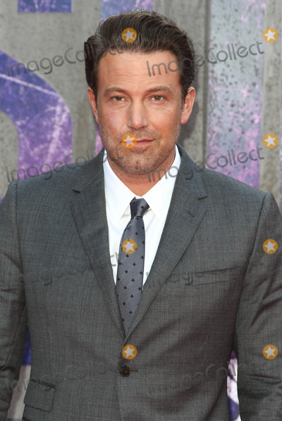 Ben Affleck Photo - London, UK. Ben Affleck at the European Premiere of 'Suicide Squad' at the Odeon Leicester Square, London on August 3rd 2016Ref: LMK73-60940-040816Keith Mayhew/Landmark MediaWWW.LMKMEDIA.COM