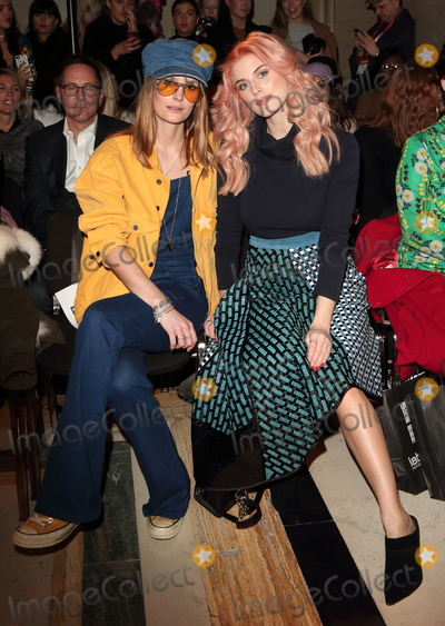 Queen, Ashley James, Front Row Photo - London, UK. Ashley James and Charlotte de Carle   at the 