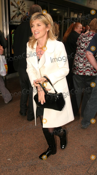 Anthea Turner, Leicester Square Photo - London, UK. Anthea Turner at the UK Premiere of new film 'Ratatouille' held at the Odeon West End, Leicester Square. 30th September 2007.Flashburst/Landmark Media